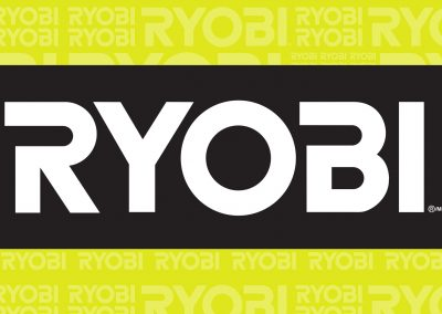 POS Signage for TTI Group – Ryobi Power Tools